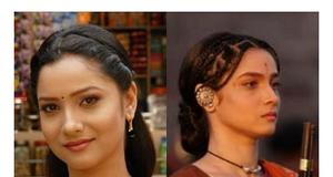 Manikarnika fame Anikta Lokhande is back on Zee TV