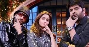 The Kapil Sharma Show: Alia Bhatt & Ranveer Singh grace the show