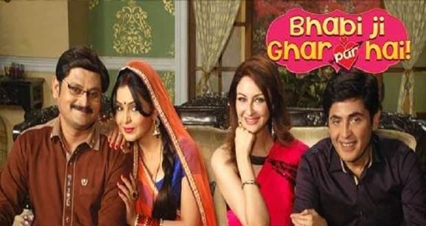 Bhabhiji Ghar Par Hain: Valentine's Day sets in (Latest Twist)