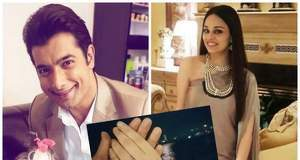 Ssharad Malhotra confirms his engagement with Ripci Bhatia