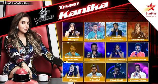 Voice India 3: Kanika Kapoor offers Adnan's first contract
