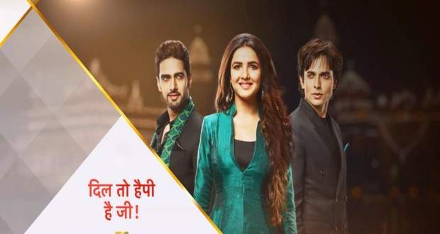 Dil Toh Happy Hai Ji Written Update 30th May 2019: Happy proposes RV