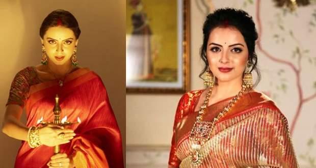 Ek Bhram Sarvagun Sampana Future Twist: Jhanvi recuses Shail