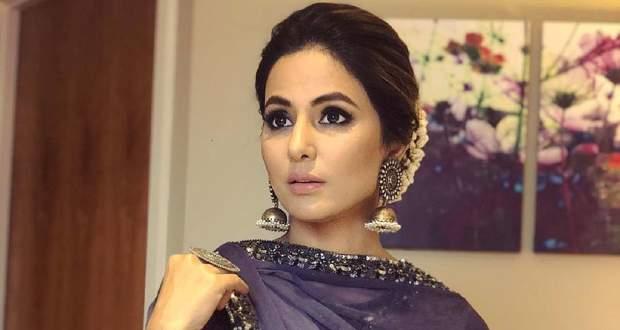 Kasauti Zindagi Ki 2 fame Hina Khan completes shooting for Raanjhana