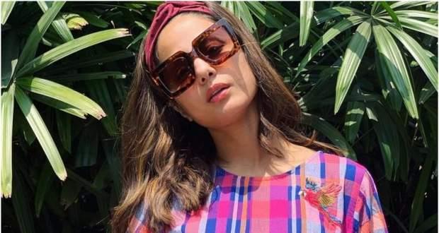Kasauti Zindagi Ki 2: KZK2 fame Hina Khan slays in her Cannes 2019 Day 1 look