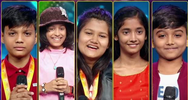 SaReGaMaPa Lil Champs episode updates: Swarlini & Debojeet Battacharya rocked!