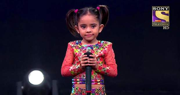 Super Dancer 3 5th May 2019 episode update: Mika offers Education for Rupsa