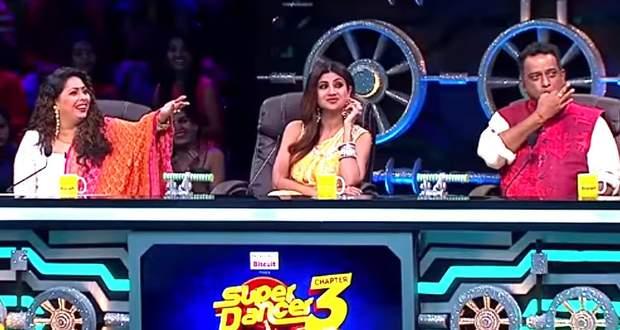 Super Dancer 3 episode updates: Gaurav & Amardeep's tribute to Geeta Kapoor