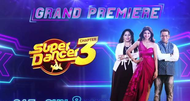 Super Dancer 3: Saksham donned Mamaji's character