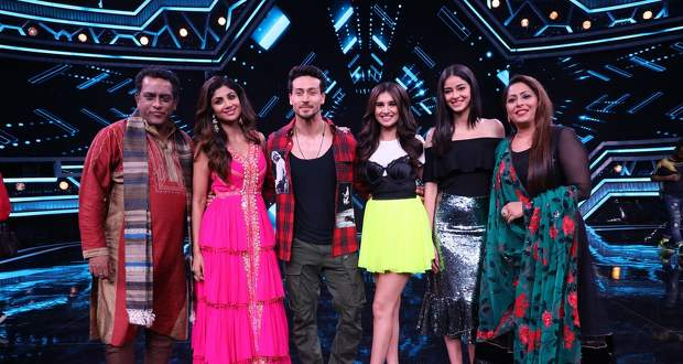 Super Dancer 3 Written Update 5th May 2019