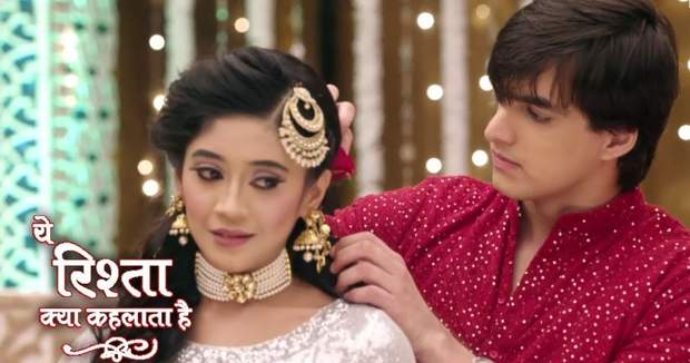Yeh Rishta Kya Kehlata Hai: Kartik walks away on Naira