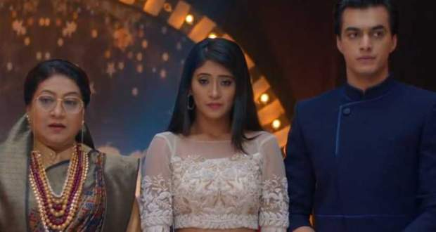Yeh Rishta Kya Kehlata Hai Written Update 7th May 2019: Naira in a fix