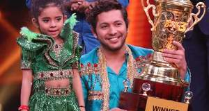 Super Dancer Chapter 3 Winner update: Rupsa Batabyal wins Super Dancer 3