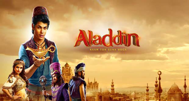 Aladdin Naam Toh Suna Hi Hoga Written Update 4th June 2019