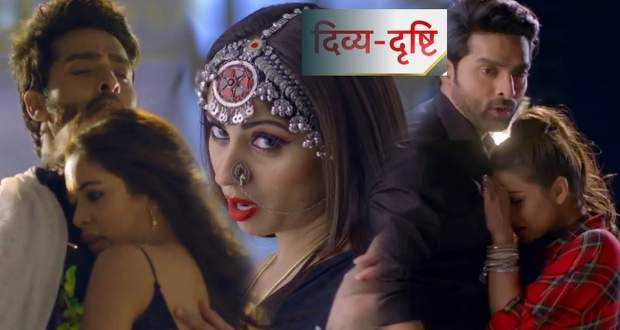Divya Drishti latest spoiler: Drishti to hide Anjaan's truth