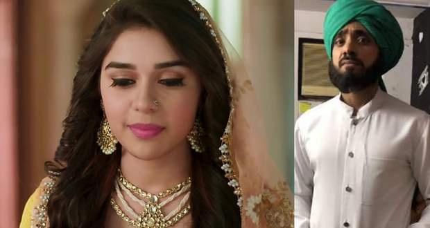 Ishq Subhan Allah Update: Kabeer Disguises as a Cab Driver