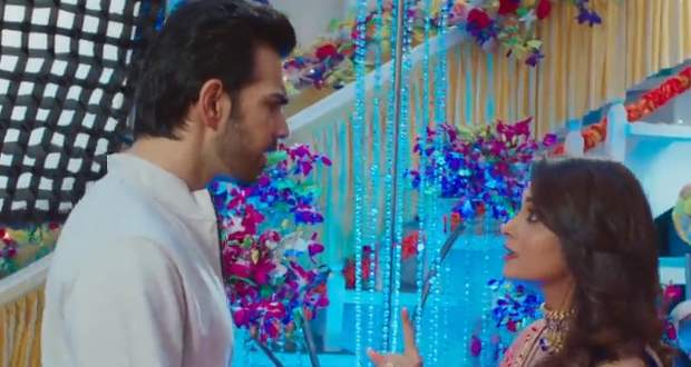 Kahaan Hum Kahaan Tum Written Update 20th June 2019: Rohit meets Sonakshi