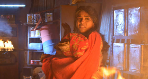 Pyaar Ke Papad spoiler Updates: Shivika get caught in fire accident