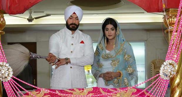 Choti Sardarni spoiler news: Gulwand organizes Meher's roka ceremony