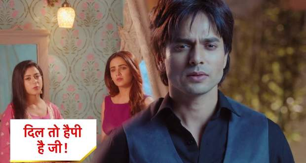 Dil Toh Happy Hai Ji Written Update 10th July 2019: Happy gets confirmed