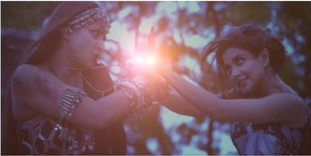 Divya Drishti Written Update 20th July 2019: Drishti-Divya save Simran