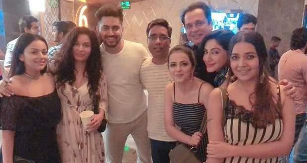 Divya Drishti's Mansi Srivastava's Movie Date with Friends