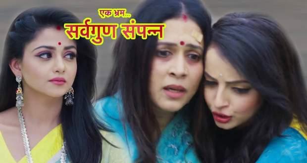 Ek Bhram Sarvagun Sampanna: Kabir in trouble; Credits Jhanvi