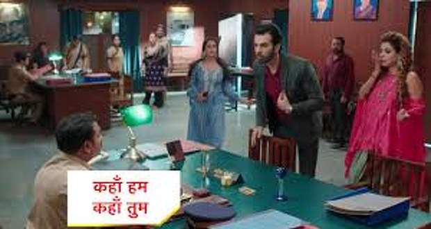 Kahaan Hum Kahaan Tum Written Update 11th July 2019 : Sonakshi ignores Rohit