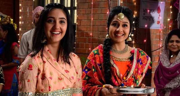 Patiala Babes gossip update: Babita's vote of thanks for Hanuman
