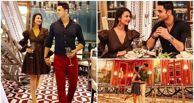YHM fame Divyanka Tripathi Dahiya & Vivek Dahiya enjoy romantic Macau trip