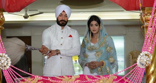 Choti Sardarni gossip twist: Sarabjeet to get hurt with Meher