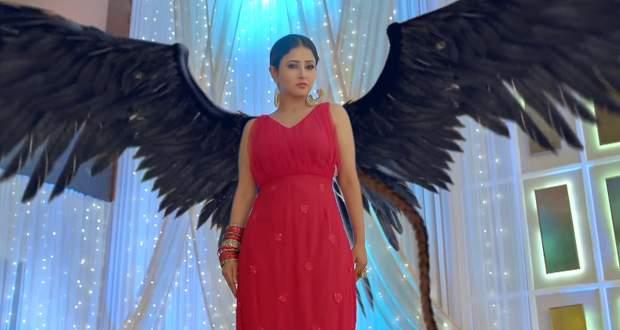 Nazar Written Update 9th August 2019: Bhasmika in her true form