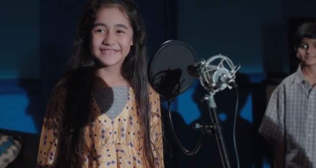 Kulfi Kumar Bajewala Written Update 23rd September 2019: Kulfi records song