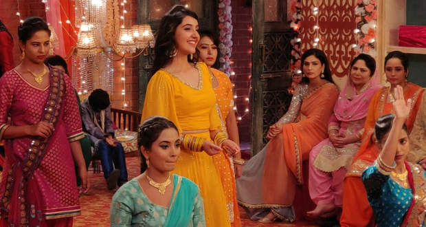 Patiala Babes spoiler news: Hanuman to make a promise to Mini