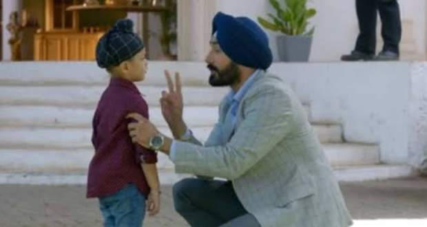 Choti Sardarni Future Gossips: Sarab & Meher to get a happy news
