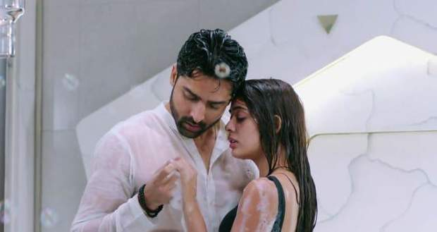 Divya Drishti Gossip Alert: Rakshit-Drishti to share romantic moments