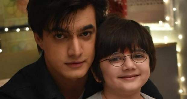 Yeh Rishta Kya Kehlata Hai Gossip: Kartik-Kairav to share cute moments