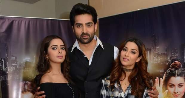 Divya Drishti Gossip Alert: Mahima to compel Rakshit to kill Divya-Drishti