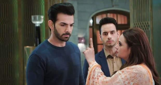 Kahaan Hum Kahaan Tum Gossips: Rohit to send Veena to jail?