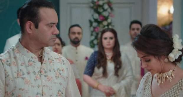 Kahaan Hum Kahaan Tum Gossips: Sonakshi to get saved by Naren?