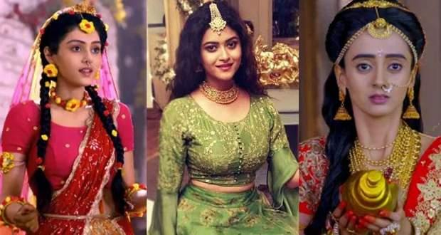Radha Krishna Latest Spoiler: Rukmini to get jealous of Satyabhama
