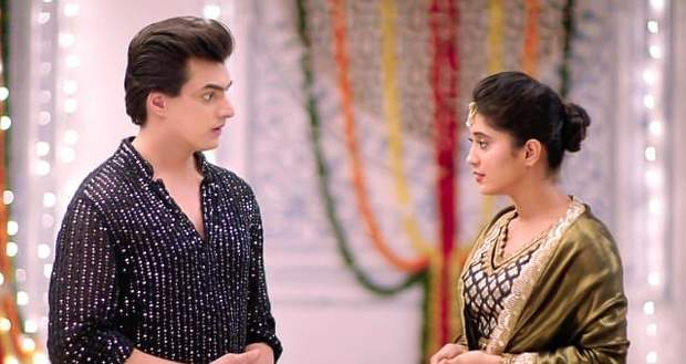 Yeh Rishta Kya Kehlata Hai Gossip: Kartik to get upset with Naira