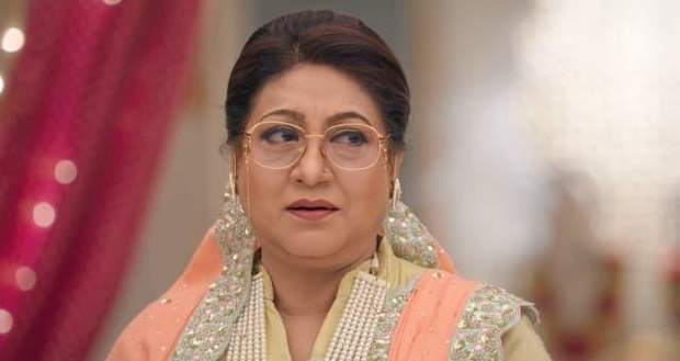 Yeh Rishta Kya Kehlata Hai Gossip: Suhasini blame Naira for Kairav's condition
