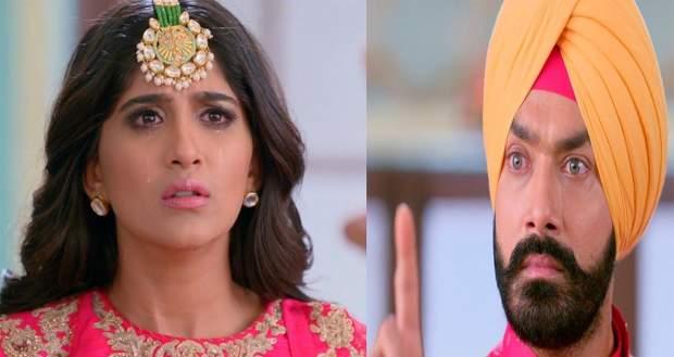 Choti Sardarni Gossip: Sarab-Meher to fight because of Ginnie & Rana