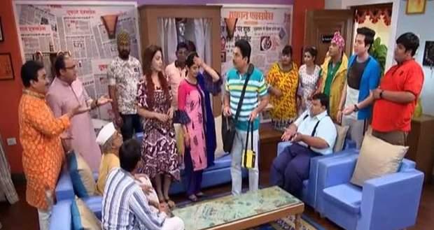 Taarak Mehta Ka Ooltah Chashmah Gossip:Gokuldham resident heave sigh of relief
