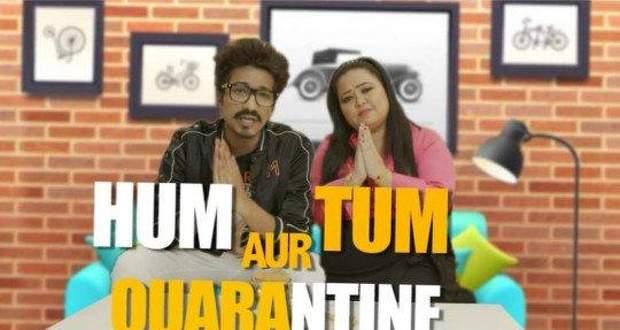 Colors TV Latest News: Hum, Tum aur Quarantine to entertain viewers