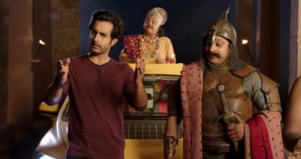 Maharaj Ki Jai Ho Latest Spoiler: Sanjay to save the treasure from Suryabhan