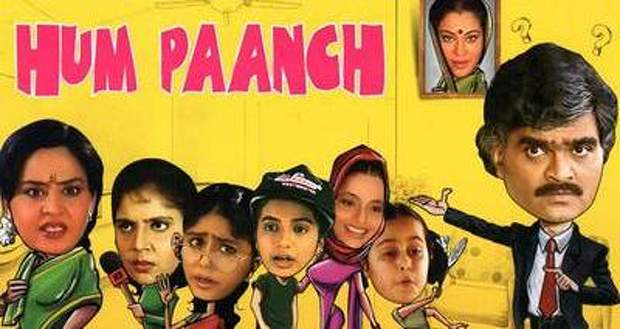 Zee TV Latest News: Hum Paanch to rerun on television tube
