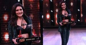 Khatron Ke Khiladi 10 Latest News: Karishma Tanna declared the winner