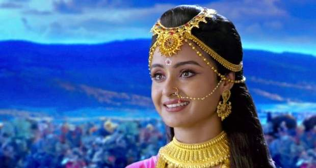 Radha Krishna Latest Spoiler: Arjun-Draupadi to feel drawn to each other